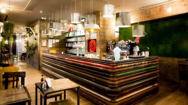 Veduta dell interno - WellDone Burger Padova, Padua