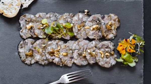 Sugerencia del chef - El Patiejo, Almagro