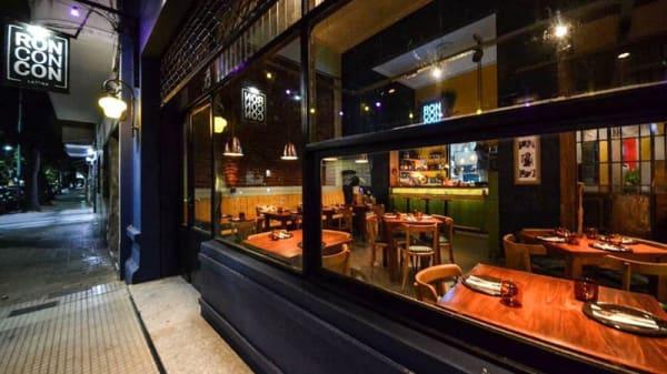 Terraza - RONCONCON -  Cocina Latina, Autonomous City of Buenos Aires