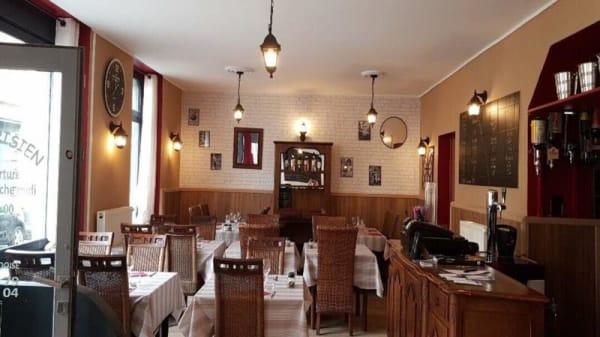 Le restaurant - Au Titi parisien, Metz