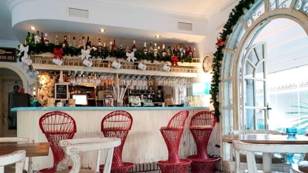 Sala - George's Bar, Mijas