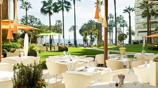 Terrasse - Le Park 45, Cannes