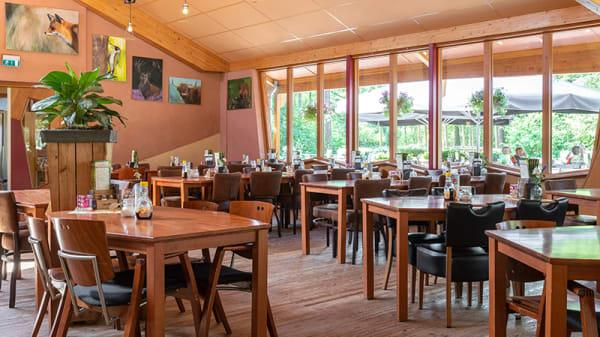 Het restaurant - De Ossenstal, Epe