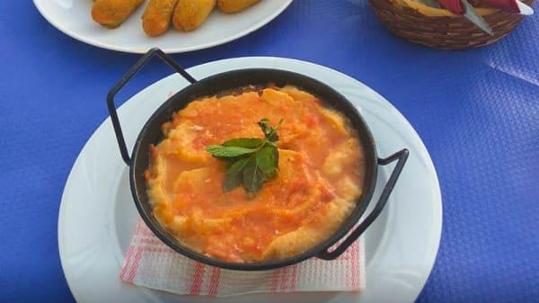Sugerencia del chef - Josefi, Zahara De La Sierra