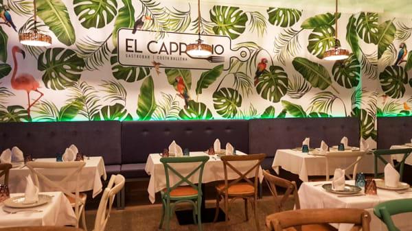 Sala - El Capricho, Rota