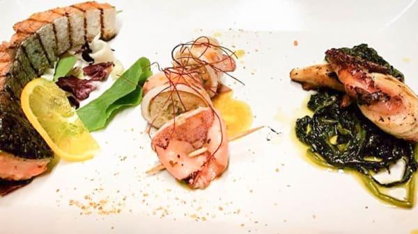 Suggerimento dello chef - Cantina 16, Civitavecchia