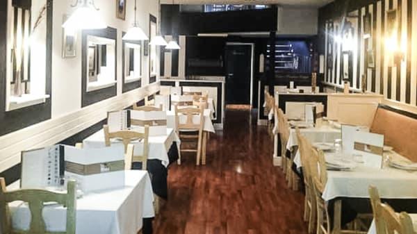 Vista comedor - La Mafia se Sienta a la Mesa - Teruel, Teruel