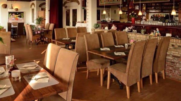 Restaurant - Taj Mahal, Noordwijk