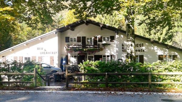 Facciata - Tre Faggi, Borgo Valsugana
