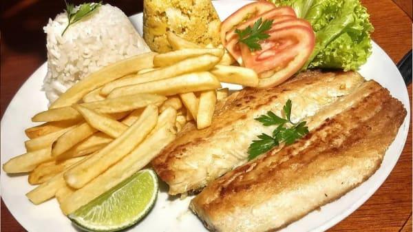 Sugestão prato - Restaurante Três Peixes (Lapa), São Paulo