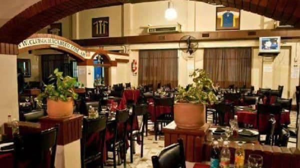 Vista sala - Club Gimnasio Chacabuco, CABA