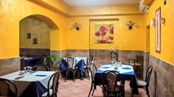 Vista sala - La Cambusa, Monterusciello
