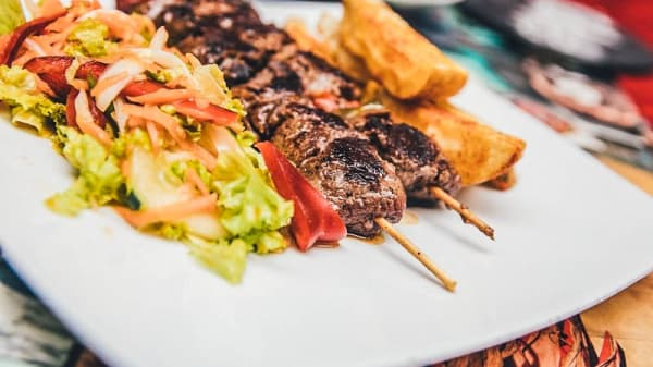Sugerencia del chef - Collage Charladero (Cartagena), Provincia de Cartagena