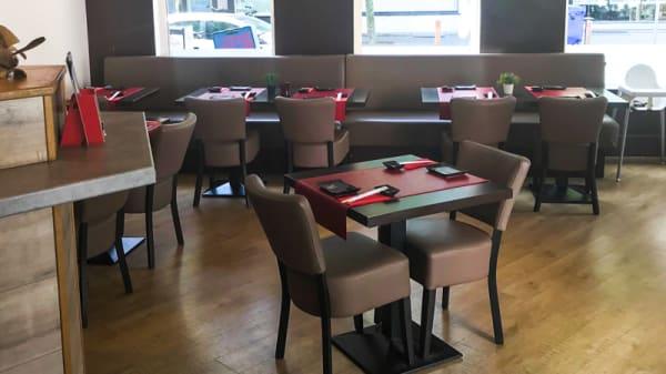 Vue de la salle - Ocean Sushi Noodles Bar, Antwerp
