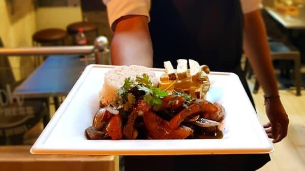 Sugerencia del chef - Wok Express Sabor Peruano, Medellín