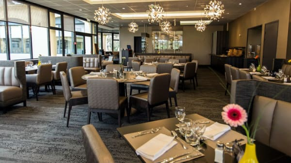 Le Restaurant - Le Paddock, Magny-Cours