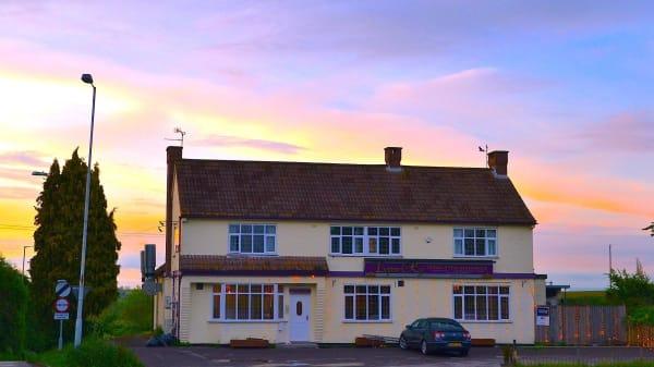 Restaurant's front - Lopen Raj, South Petherton