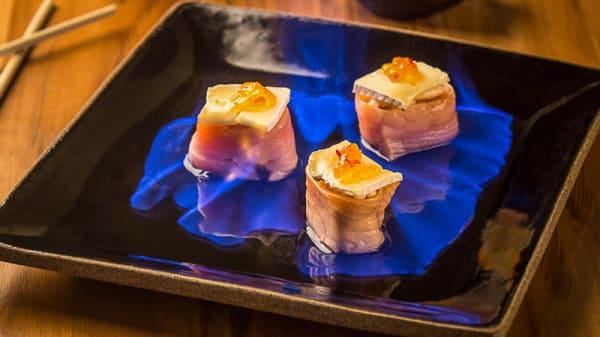 Sugestão do chef - Toro Sushi - Moema, São Paulo