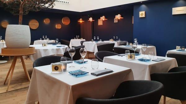 Salle principale - Restaurant ERH, Paris