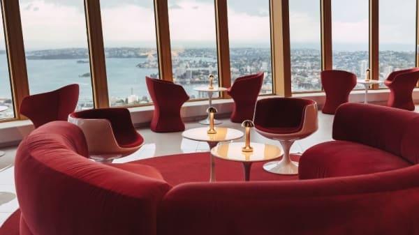 Bar 83 at Sydney Tower, Sydney (NSW)