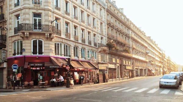 l'Ami Georges - l'Ami Georges, Paris