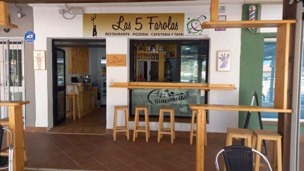 Las 5 farolas, Chiclana De La Frontera