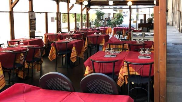 Terrazza - Pizza Flash, Cuneo