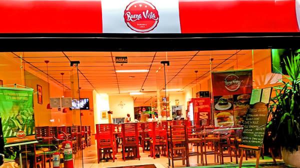 Vista do interior - Buena Vista Restaurante, São Paulo