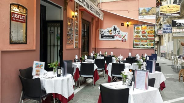 Terraza - Tandoori Mex, Málaga