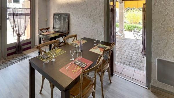 salle - Rest'O2 Vins, Salignac