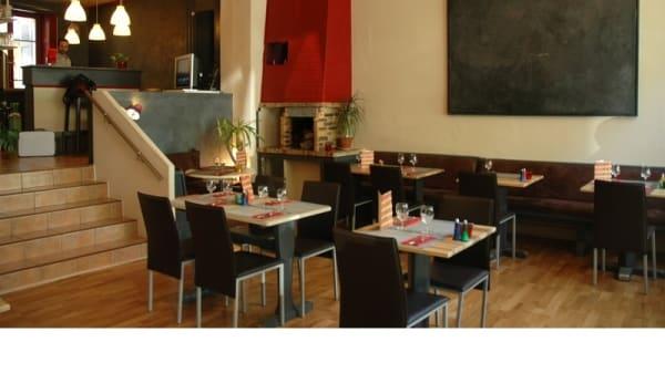 Tables dressées - Le Vogt 99, Genève