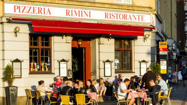 Terrass - Restaurant Rimini, København