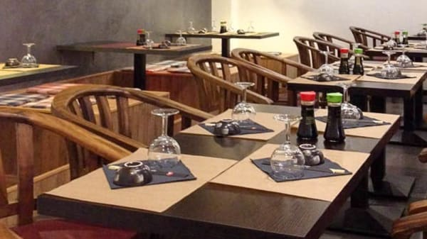 Suggestion du chef - Sushi Ramen, Villeurbanne