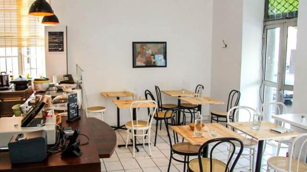 Vue de la salle - Soul Chicken Restaurant, Bordeaux