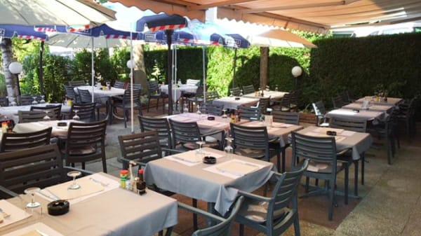 Terrasse - Restaurant La Radio, Lausanne