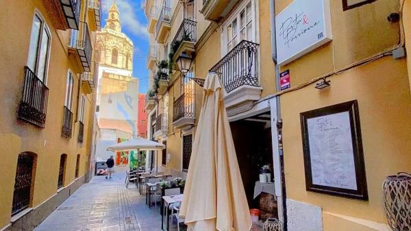 Terraza - Pasta & Passione, Valencia