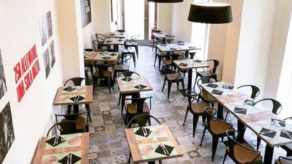 Vista sala - Fassoneria, Cagliari
