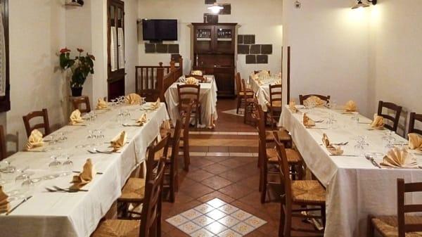 Interno - Villa Aurunca, Sessa Aurunca