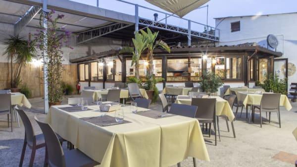 Pizzeria A' Maidda Palermo, Palermo