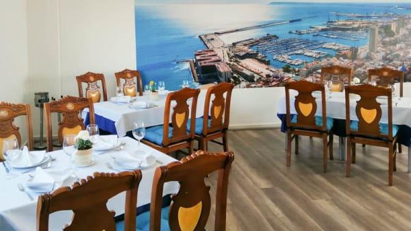 Vista de la sala - Muelle 11, Alicante (Alacant)
