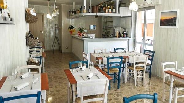 Sala del ristorante - Le Terre di Maja, Marina di Vasto