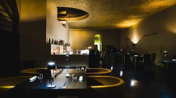 Vista Sala - Off Club Rome, Roma