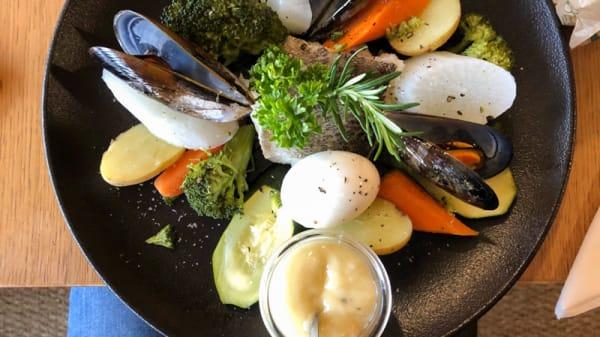 Suggestion du Chef - Les Voiles de Théoule, Théoule-sur-Mer
