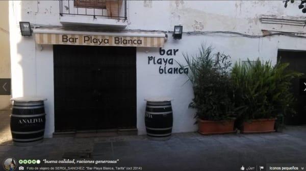 Playa Blanca - Playa Blanca, Tarifa