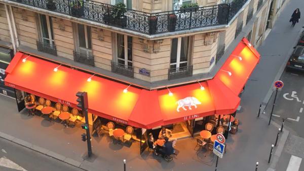 facade - Le 1 Cinq, Paris