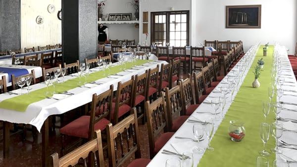 Vista sala - Mérida, Huesca