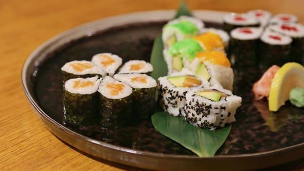 Sushi Wafu, Lille