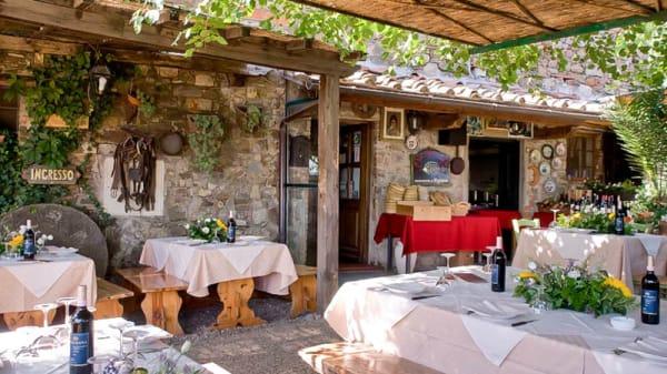 terrazza - La Cantinetta Di Rignana, Greve In Chianti