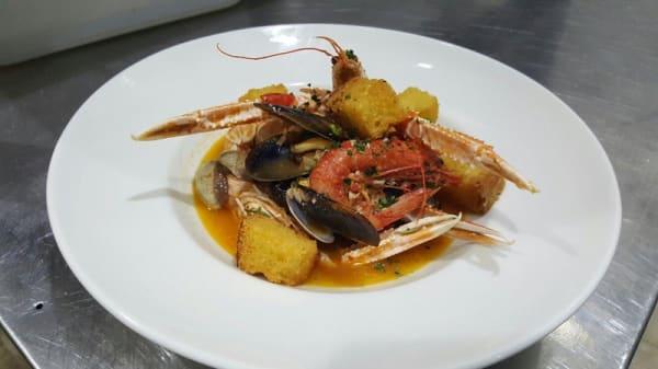 Suggerimento dello chef - La Coccinella, Ciampino