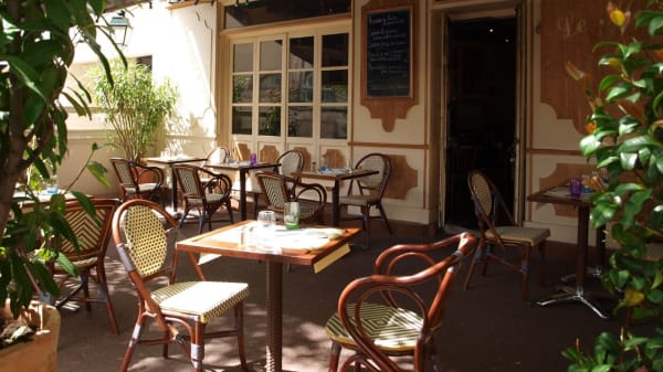 terrasse - Le Manège, Saint-Germain-en-Laye